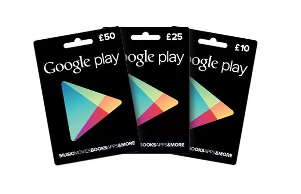 Google-Play-carte-regalo