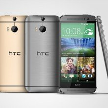 HTC One M8_Gunmetal_Gold