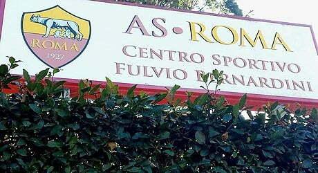 Calendario Allenamenti Roma.Trigoria News Il Calendario Settimanale Degli Allenamenti