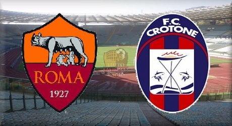 UNDER 16 # ROMA-CROTONE 1-2 (TABELLINO)