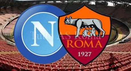 Card Napoli-Roma