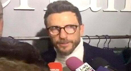 Di Francesco Evento Pitti uomo