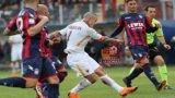 NAINGGOLAN: 'Termina la mia carriera in Nazionale' (FOTO)
