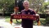 OLSEN: 'Sono pronto, sono un calciatore della Roma ora e sono concentrato al 100%'