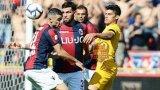 INFORTUNATI Perotti out contro Frosinone, Lazio e Plzen