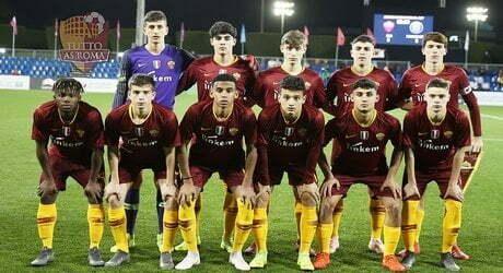UNDER 17 La Roma perde ai rigori al torneo ALKASS CUP