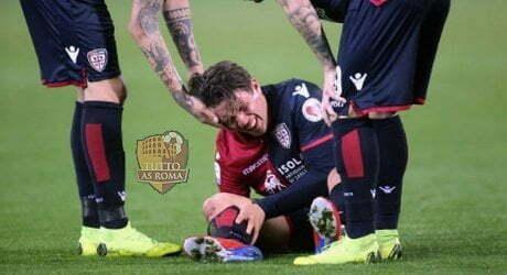 Ginocchio ko: Luca Pellegrini non preoccupa (RS Il Tempo)