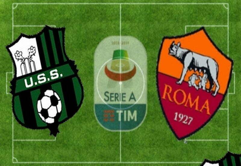 SASSUOLO-ROMA 0-0 (TABELLINO)