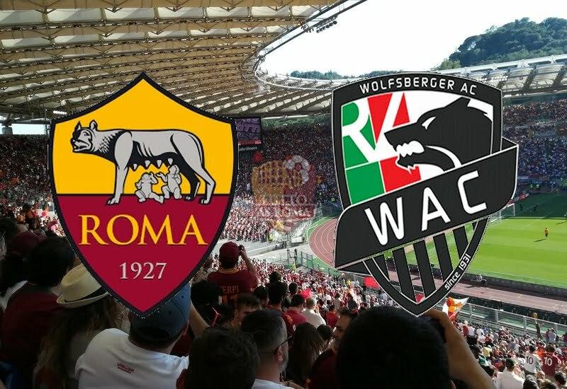 ROMA-WOLFSBERG 2-2 (TABELLINO)