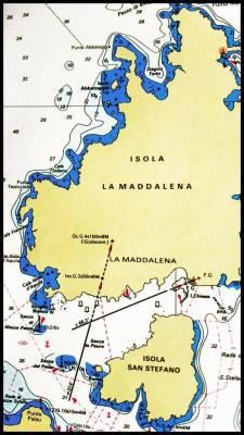 atterraggi notturni isola della maddalena