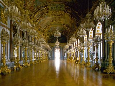 Il castello di Herrenchiemsee la Versailles bavarese