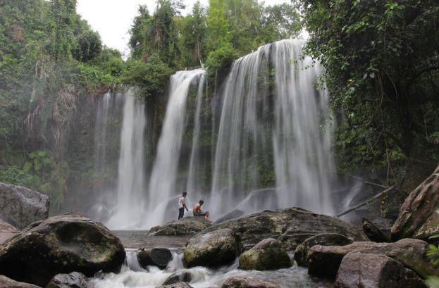 Alla scoperta dei parchi nazionali in Cambogia