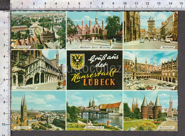 Postcards from SchleswigHolstein Collection of European postal cards  Collezione di cartoline