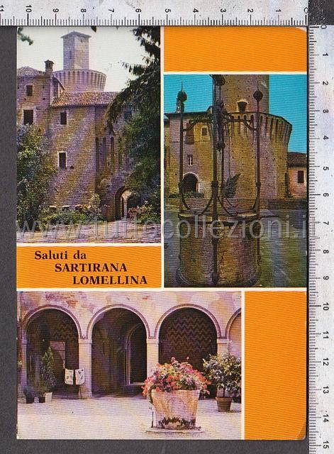 Provincia di Pavia cartoline postali  TuttoCollezioniit il sito per collezionisti