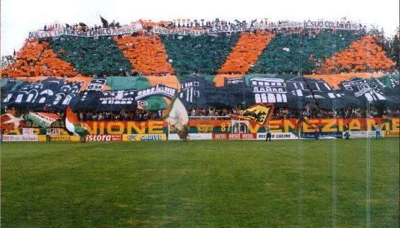 Foto Ultras Venezia  TUTTOCURVE