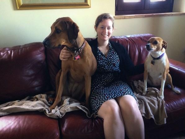 BCup, Meghan and Gidget