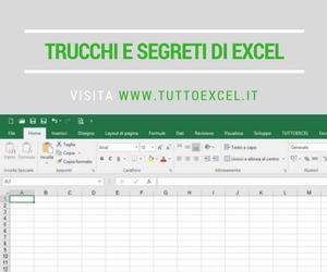 Trucco per duplicare un foglio di Excel