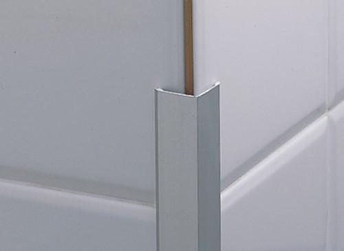 Profilo per angoli esterni 25x25 mm  Angolare in