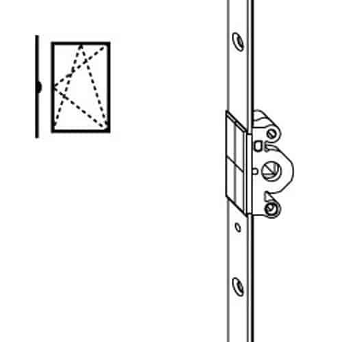 Ferramenta finestre e ricambi Maico Multi Matic