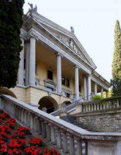 Villa Alba da visitare a Gardone Riviera  tuttogardait