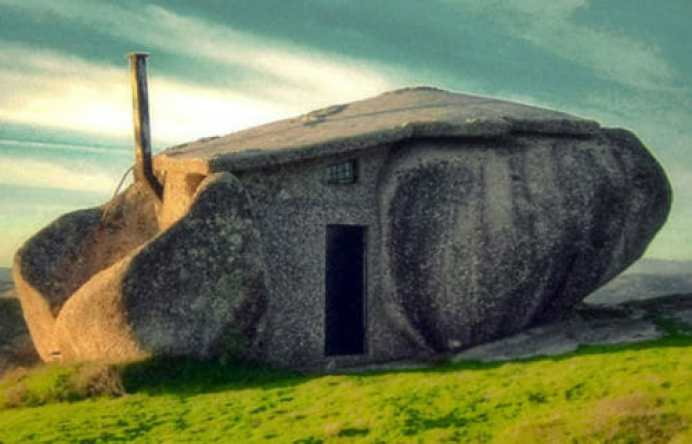 Casa do Penedo - Foto di Feliciano Guimarães