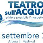 Arona, il Teatro sull'Acqua diretto da Dacia Maraini compie 10 anni