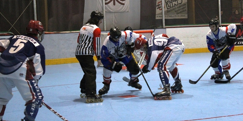 """Inline Hockey: i  punti play-off di Serie """"A1"""" e """"A2"""""""