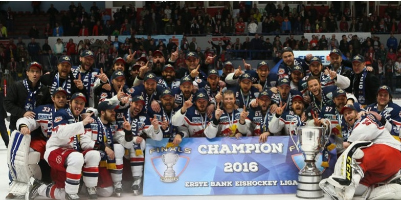 Qui EBEL: secondo trionfo consecutivo per i Red Bull Salisburgo