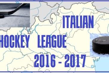 """Le squadre di Serie """"B"""" fondano l'Italian Hockey League"""