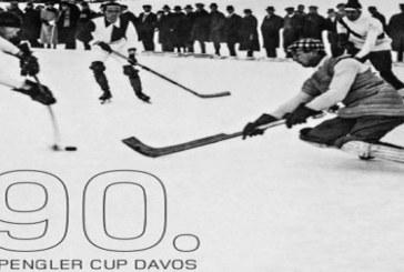 Spengler Cup: da stasera a Davos la 90.esima edizione