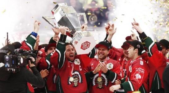 Champions Hockey League: trionfano ancora i Frolunda Göteborg