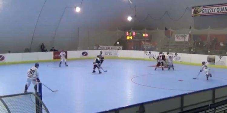 Inline Hockey: falsa partenza per la finale scudetto, gara-1 non disputata