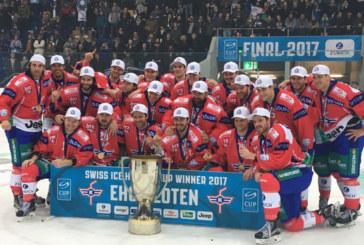 Swiss Cup 2017: trionfa il Kloten nel 5-2 al Servette
