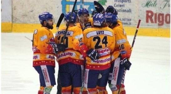 Qui AHL: sarà finale derby italiano fra Renon ed Asiago
