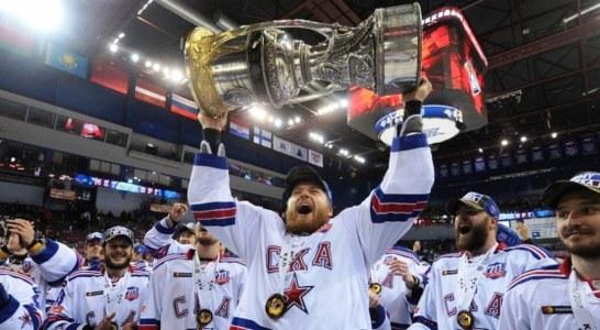 Kontinental Hockey League: dopo gara-5 trionfa lo SKA San Pietroburgo
