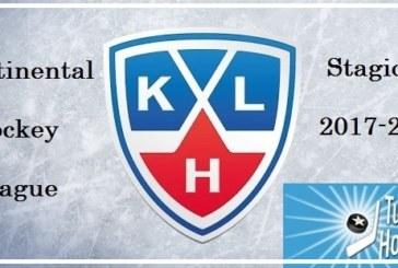 Kontinental Hockey League: si parte con la sfida Ska-Cska