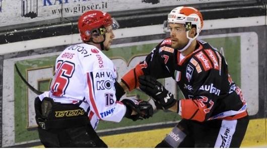 Alps Hockey League: il punto campionato alla sosta EIHC