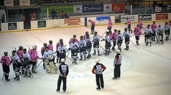 Italian Hockey League: comandano sempre Milano ed Appiano