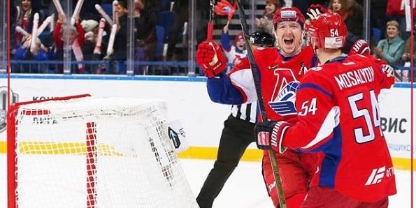 Kontinental Hockey League: tour de force sino al 30 dicembre