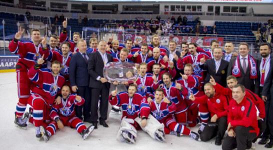 Continental Cup: terzo trionfo europeo per la Yunost Minsk