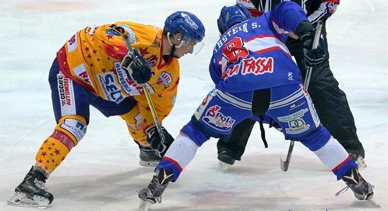 Alps Hockey League: all'Asiago la regular season, da domani i play-off