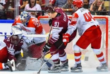 Mondiali IIHF: retrocedono Bielorussia e Corea, da domani i play-off