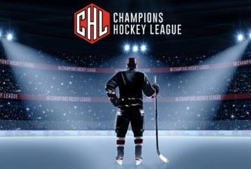 Champions Hockey League: da domani l'edizione 2018-2019