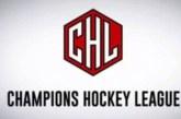 Champions Hockey League: da stasera l'edizione 2019-2020