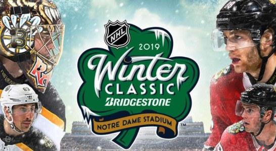 NHL Winter Classic 2019: oggi Bruins vs Blackhawks
