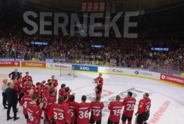 Champions Hockey League: terzo trionfo del Frolunda Indians Göteborg