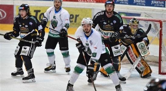 Alps Hockey League: stasera la gara-6 Lubiana-Valpusteria