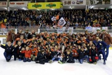 Italian Hockey League 2018-2019: in rimonta trionfa il Caldaro sul Merano