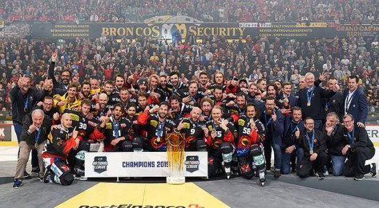 National League Svizzera: titolo 2019 al Berna