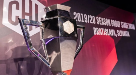 Champions Hockey League: il format 2019-2020